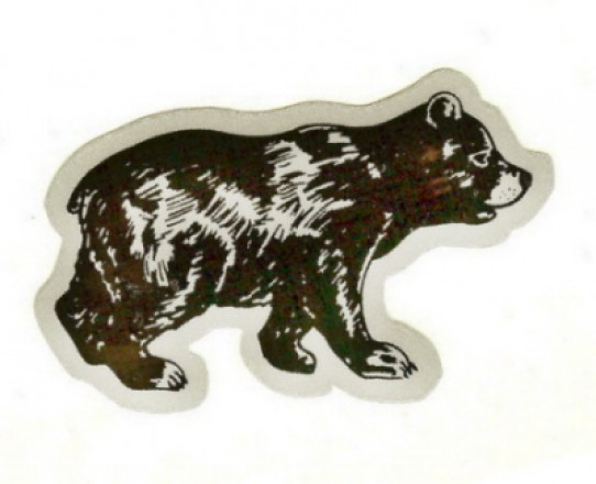 """Grey Bear"" Decals"