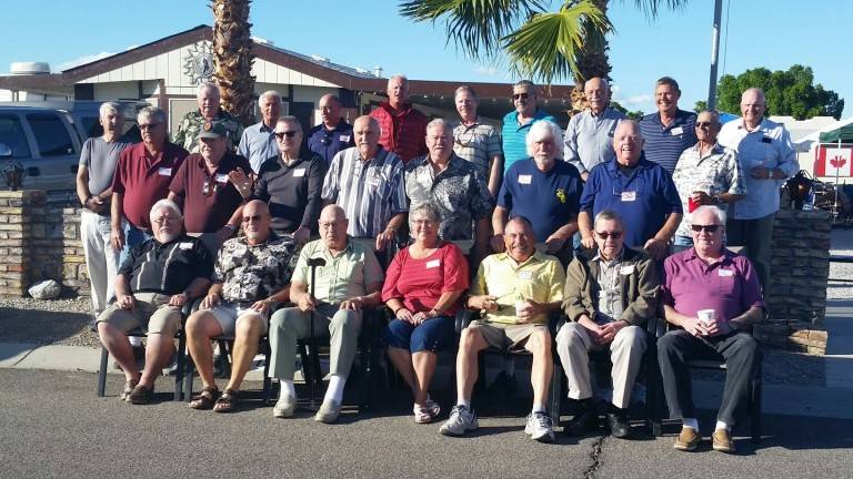 2015 Old Cops Party in Yuma